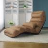 Ghế bệt Tatami lười vải nhung cao cấp (ghế lười)