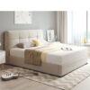 Giường ngủ gia đình phong cách hiện đại Happy T1