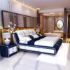 Giường ngủ hiện đại Giường Poly 824 thể hiện đẳng cấp của sự tinh tế