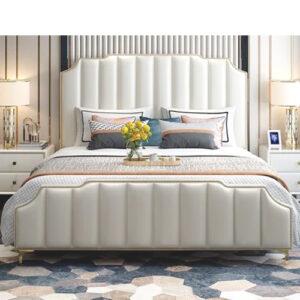 Giường ngủ hiện đại đẳng cấp cho gia đình Royal VIP